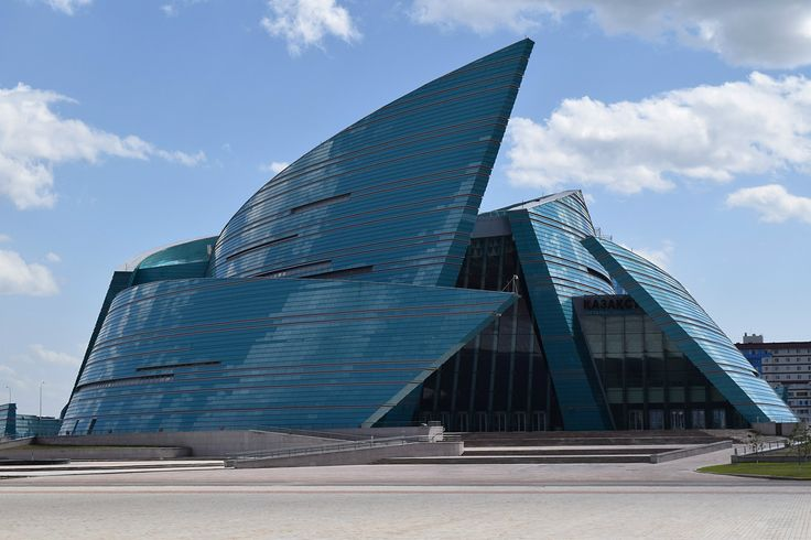 awesome The City of Expo 2017: Astana's Extraordianry Architecture in Time-lapse Video Check more at http://www.arch2o.com/city-expo-2017-astanas-extraordianry-architecture-time-lapse-video/