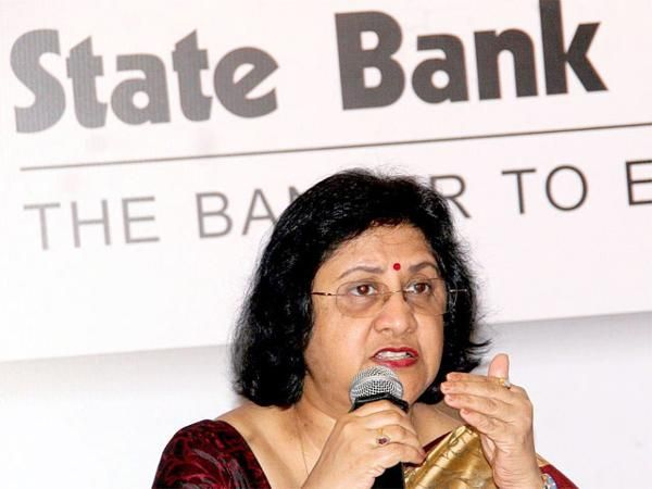 Bank loans not sole cause for farm distress, says SBI chief Arundhati Bhattacharya - The Economic Times