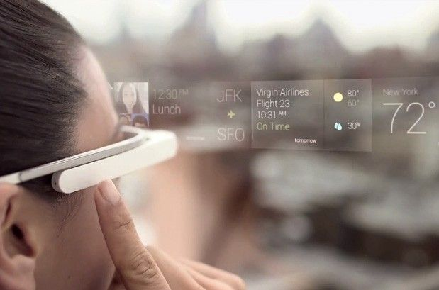 Google helps you get acquainted with Glass UI in how-to video