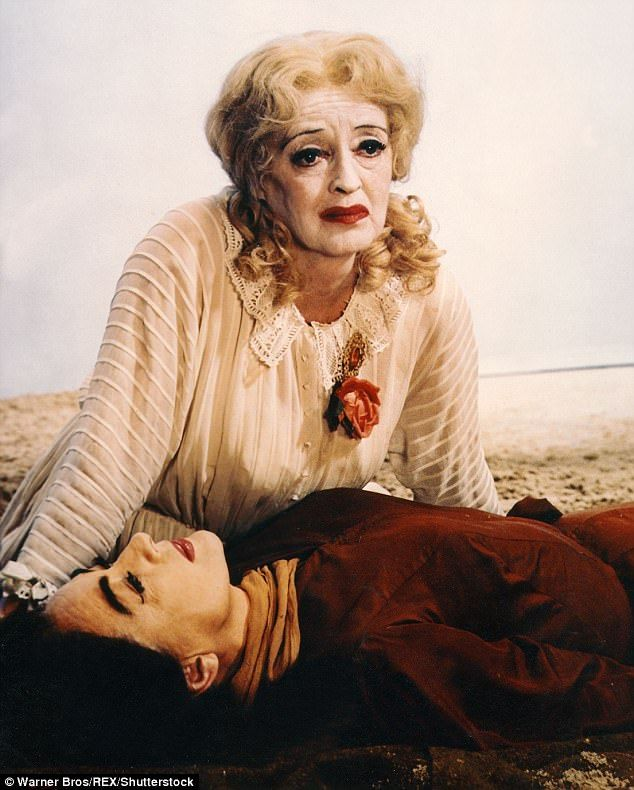 Bette Davis and Joan Crawford. What Ever Happened To Baby Jane?