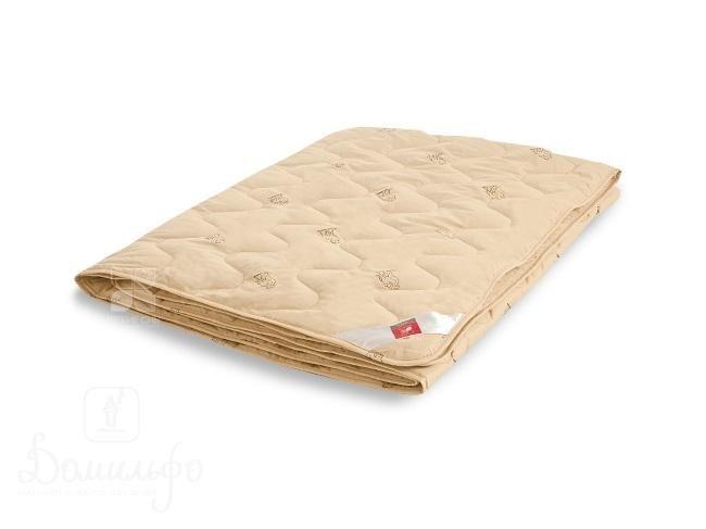 Одеяло детское из верблюжьей шерсти стеганое ВЕРБИ 110х140Л от производителя Легкие Сны (Россия)