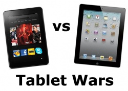 New Kindle Fire or iPad 3? Which is better? #kindle #kindlefire #ipad