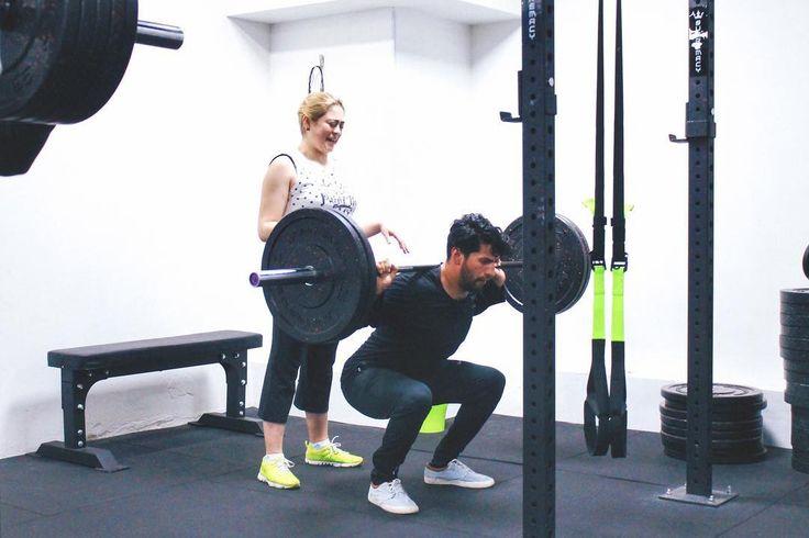 Recupérate pronto @robsnadoval07 ! Todos queremos verte entrenar pronto!