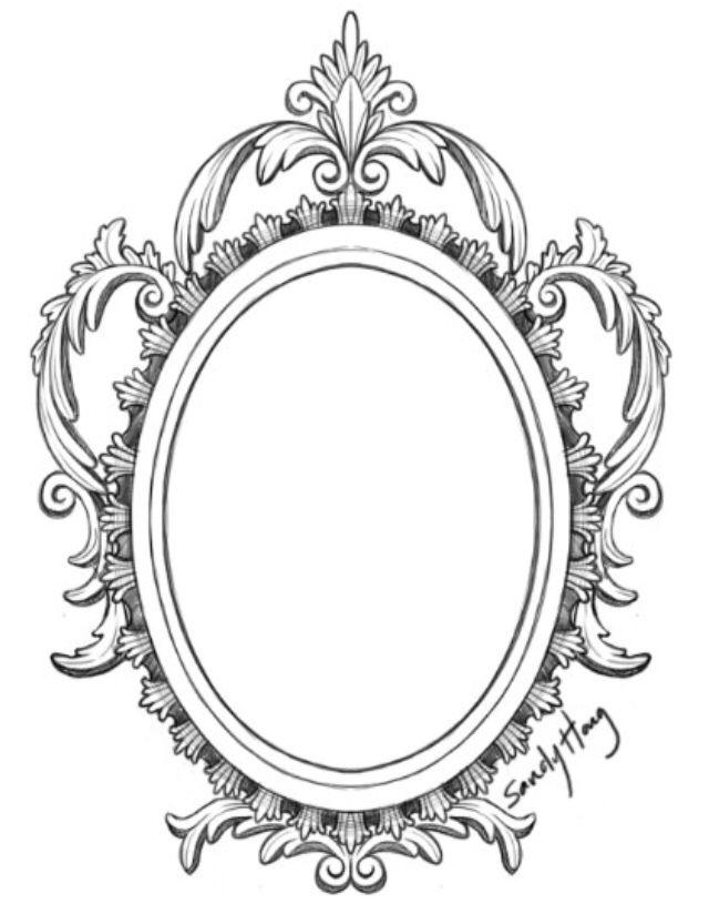 Niedlich Oval Tattoo Rahmen Bilder - Rahmen Ideen - markjohnsonshow.info