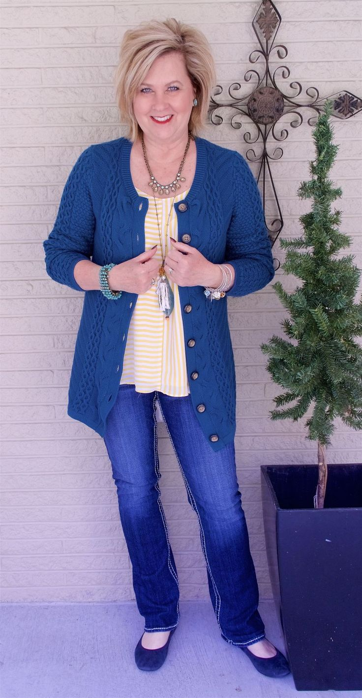 50 IS NOT OLD | A REAL AND HONEST BLOGGER | Cable Knit | Teal | Boot Cut Jeans | Fashion over 40 for the everyday woman