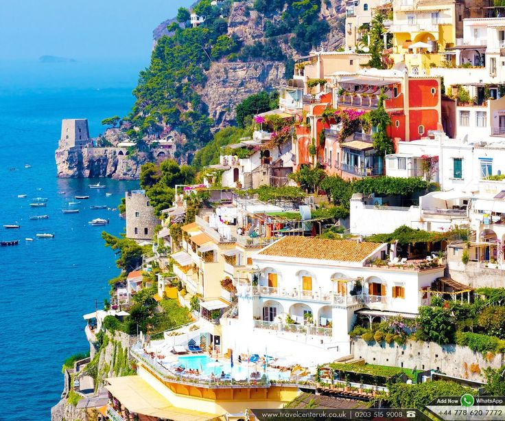 Positano - Italy  |  Positano is a village and comune on the Amalfi Coast (Costiera Amalfitana), in Campania, Italy, mainly in an enclave in the hills leading down to the coast.  | Content Source: https://en.wikipedia.org/wiki/Positano  |  Book cheap air tickets and get great deals on flight ticket bookings to your favorite destinations around the world. 💻 https://www.travelcenter.uk/  | ☎ 0203 515 9008  | 📱 WhatsApp +44 778 620 7772  |  #positano #italy #campania #travelcenter