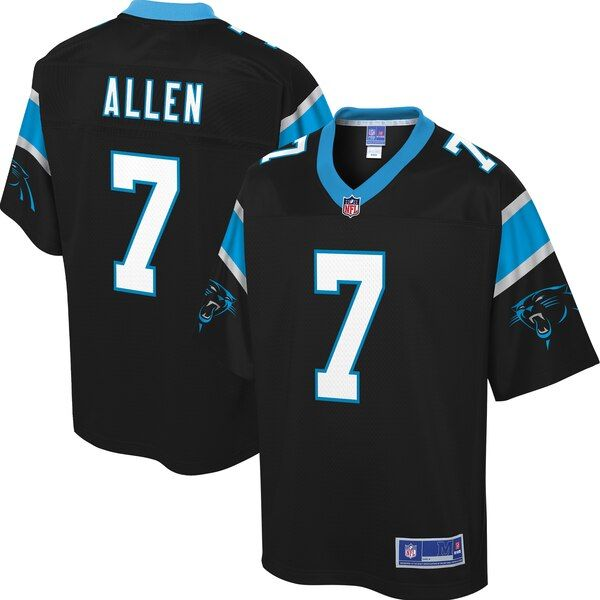 allen panthers jersey
