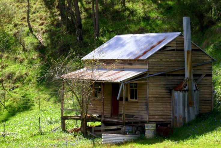 261 Best Australian Huts Cottages Images On Pinterest