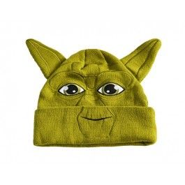 Yoda Star Wars Knitted Beanie $24.99