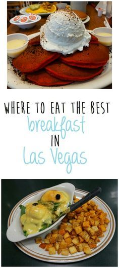 Where to eat the best breakfast in Las Vegas. Featuring the top 3 breakfast spots in Vegas. (hint: it's not at buffets)!