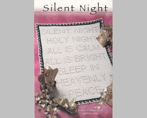 ... - Silent Night Afghan Pattern - Annies Favorite Crochet Magazine