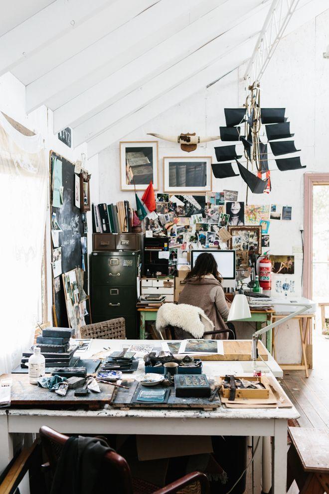 867 Best Artist Studios Images On Pinterest Artist