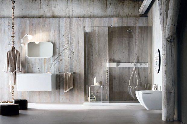 Łazienka: kabiny prysznicowe