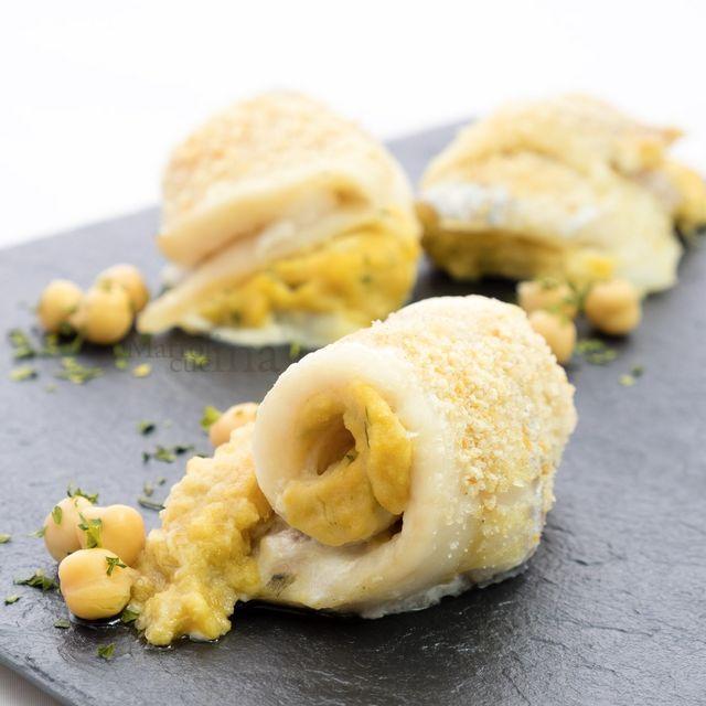 Filetti di pesce con crema di ceci, ricetta secondo facile   Martolina in cucina   Bloglovin'