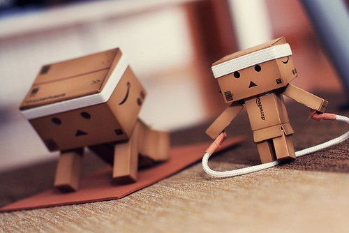 Work out Danbo