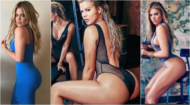 """Exercício que """"enche"""" o bumbum feito pela dona das curvas mais famosas dos EUA"""