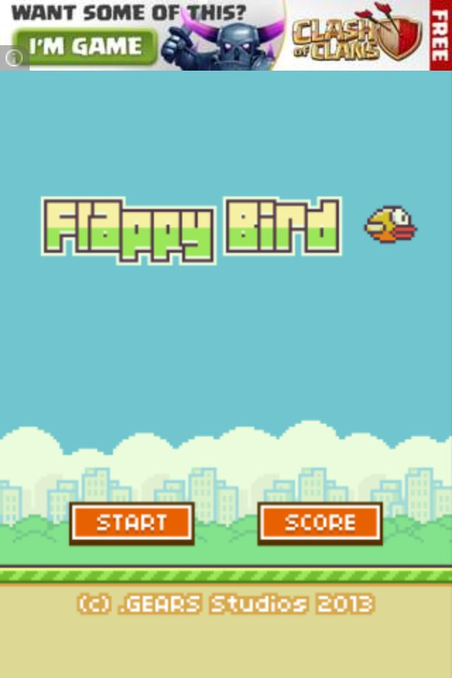 Am I the only one addicted to flappy bird?! What are y'all's high scores? I can't get past like 10!