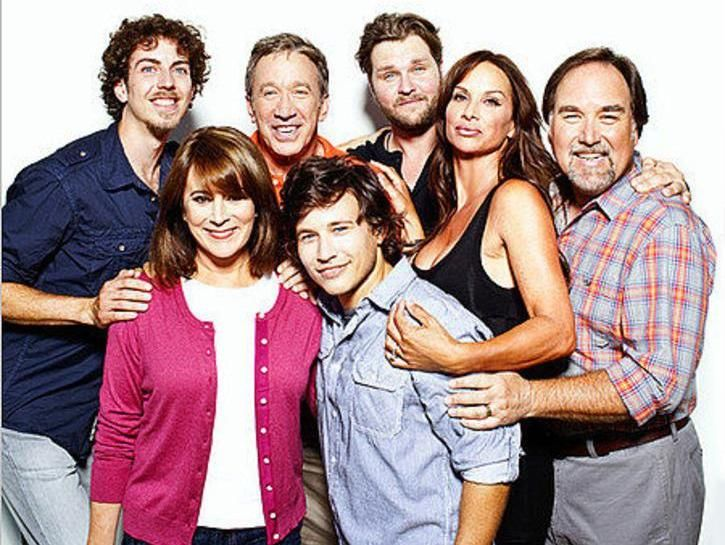 "2001+ Where Are They Now? 2016 Here's remaining of: The Cast of ""Home Improvement"""