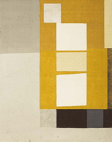 Kenneth Martin	 Abstract 1950