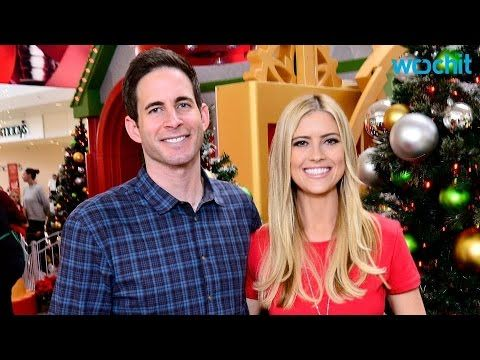 HGTV's Tarek and Christina El Moussa Expecting Second Child Two Years Af...