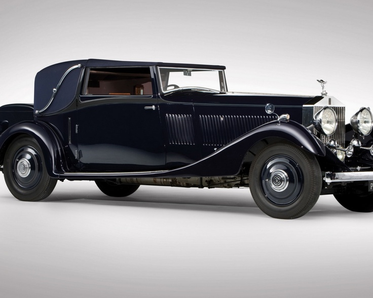 Rolls Royce - Phantom 2