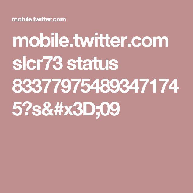 mobile.twitter.com slcr73 status 833779754893471745?s=09