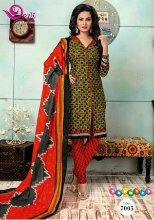 Buy Designer Devi Anamika Vol-7 Dress Material