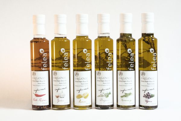 package design olive oil infused by Sarah Madeleine Schaumburg