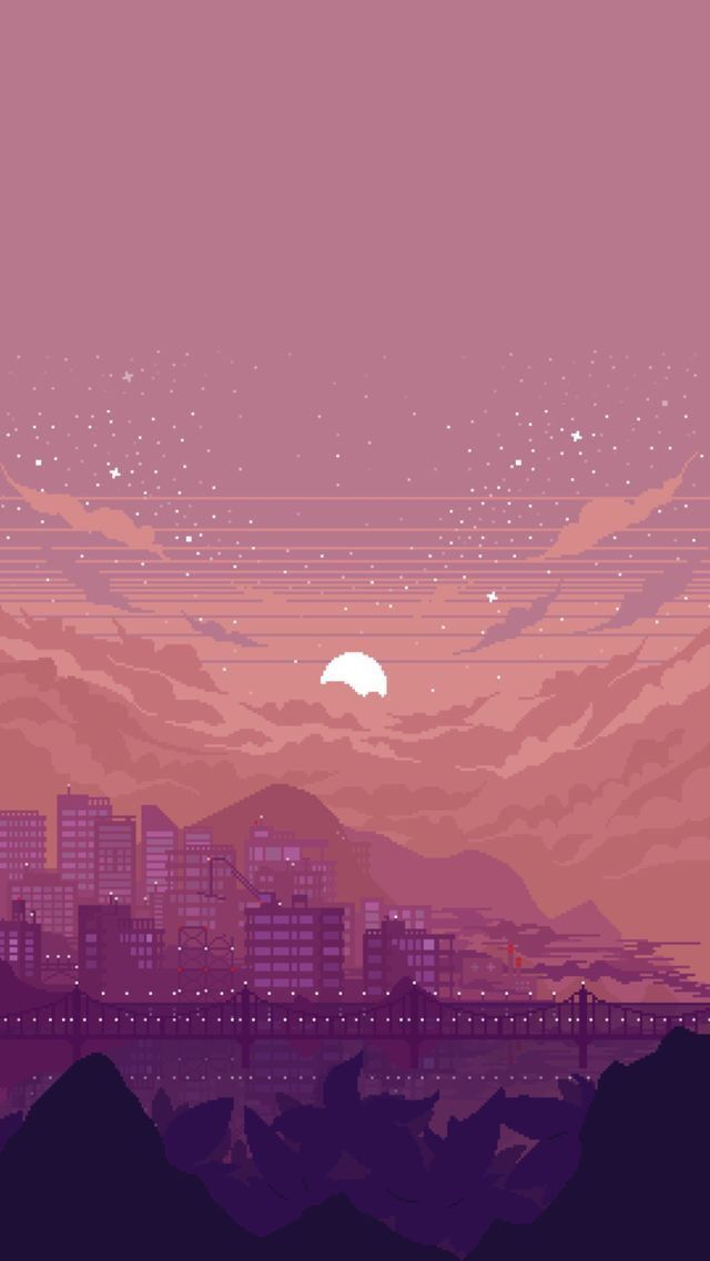 Notitle Pixel Wallpaper Wallpaper Ideas In 2020 Scenery Wallpaper Pixel Art Background Anime Scenery Wallpaper