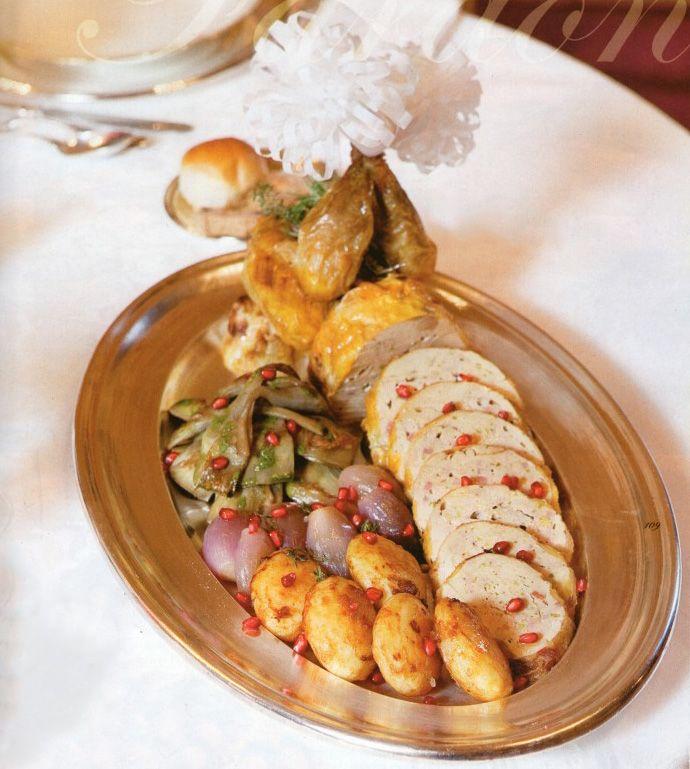 Φασιανός γεμιστός www.i-food.gr