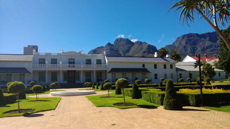 Parliament Buildings Cape Town