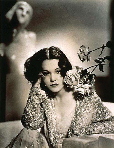 Maureen O'Sullivan...Tarzan's 'Jane,'  Mother of Mia Farrow.  *Star on Hollywood Walk of Fame, 6541 Hollywood Blvd.