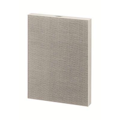 "FELLOWES MANUFACTURING True HEPA Air Filter Size: 17.8"" H x 14.1"" W x 1.4"" D"