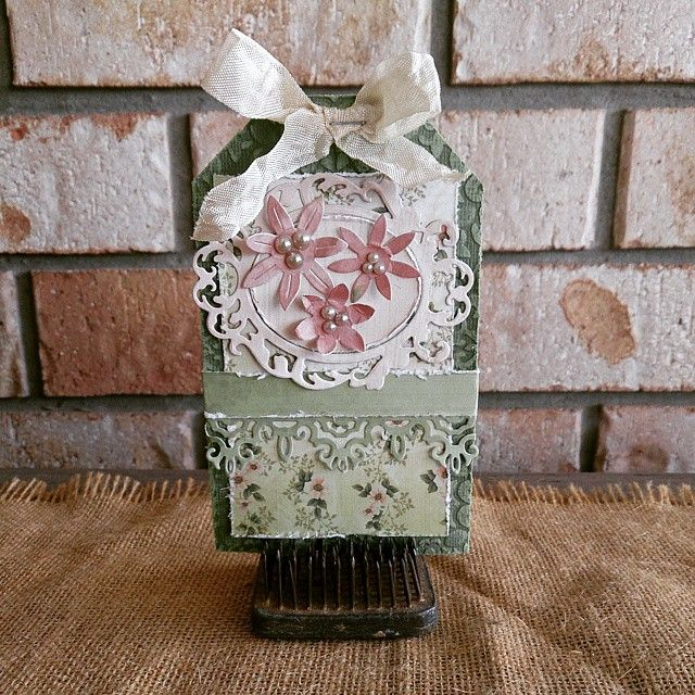 kerrie gurney [it's all about ME]: FREE Couture Creations Make & Takes at Craft Giraffe