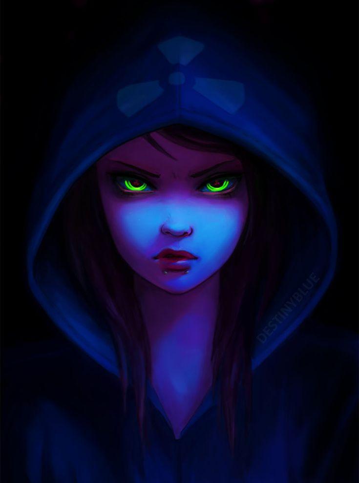 TOXIC by DestinyBlue on deviantART http://destinyblue.deviantart.com/art/TOXIC-444895229