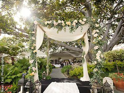 Fairmont Miramar Hotel & Bungalows Santa Monica California Wedding Venues 8
