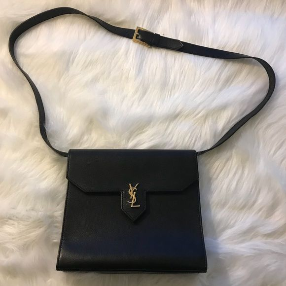 I Just Discovered This While Shopping On Poshmark Vintage Ysl Envelope Bag Clutch Check It Out Price 200 Size Os Listed By Pas Vintage Ysl Bags Ysl Bag