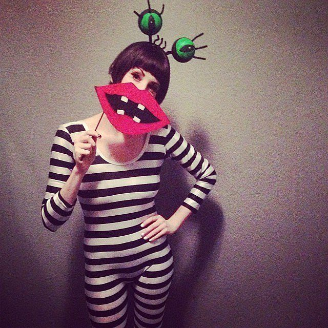 Oblina From Aaahh!!! Real Monsters - DIY '90s Halloween Costumes | POPSUGAR Love & Sex