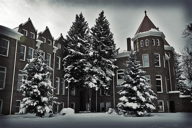 Northern Arizona University!