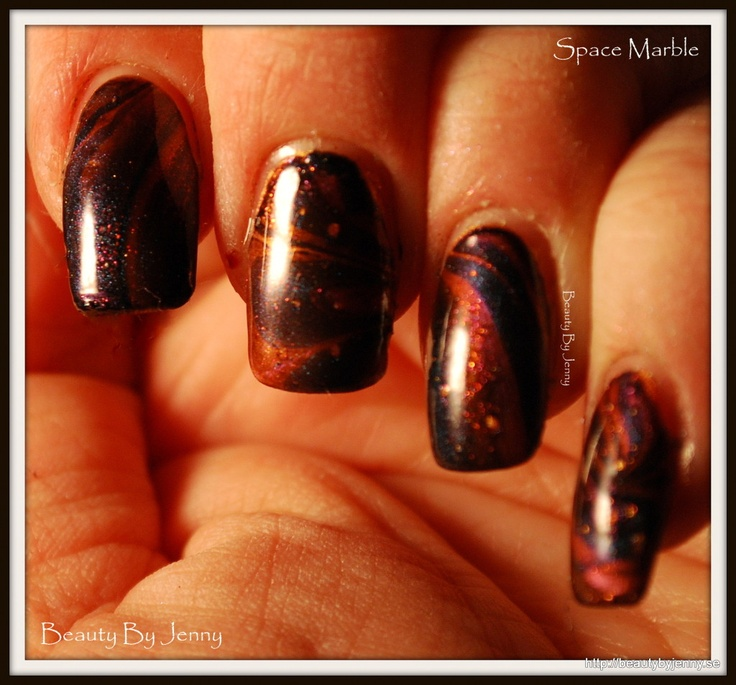 Water Marble With W7 Planet Collection