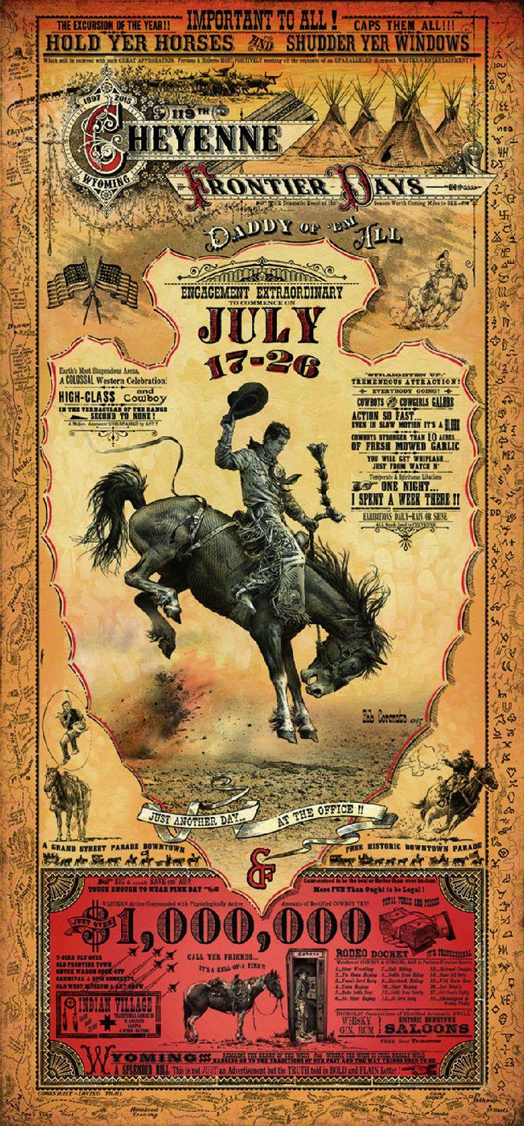 Rppc Chuck Wagon Cheyenne Wyoming Frontier Days 1920s