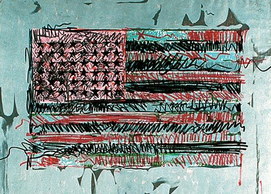 Flagged.: Dc Arts, Pop Art, Can T Wait, Phillips Collection, Jasper Johns