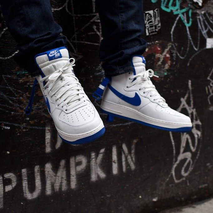 nike air force 1 high qs game royal