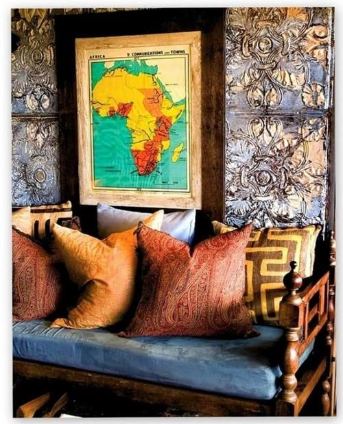 Best 25 african room ideas on pinterest african themed for Funky home decor south africa