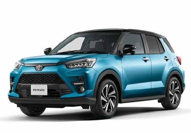Menunggu Duet Maut Toyota Raize Dan Daihatsu Rocky Di Akhir Tahun Di 2020 Daihatsu Toyota Mazda