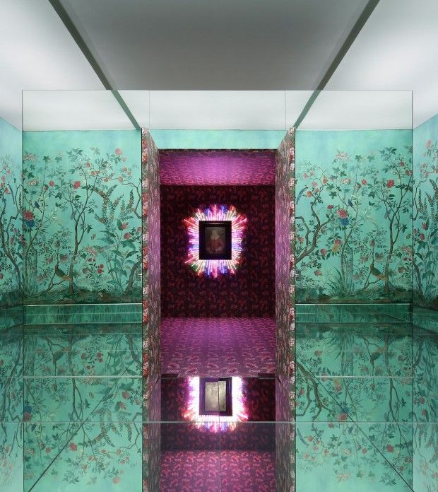 Gucci No Longer / Not Yet Exhibition at Shanghai MinShenng Art Museum