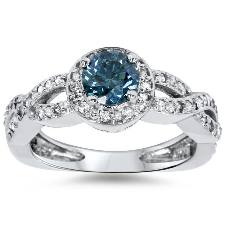 best 25 blue rings ideas on blue