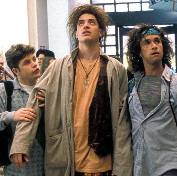 Saturday Night Free Streaming Movie Night Encino Man (1992) Starring Pauly Shore and Brendan Fraser
