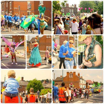 Festival, parade, carnival, big day! - Sneinton Alchemy