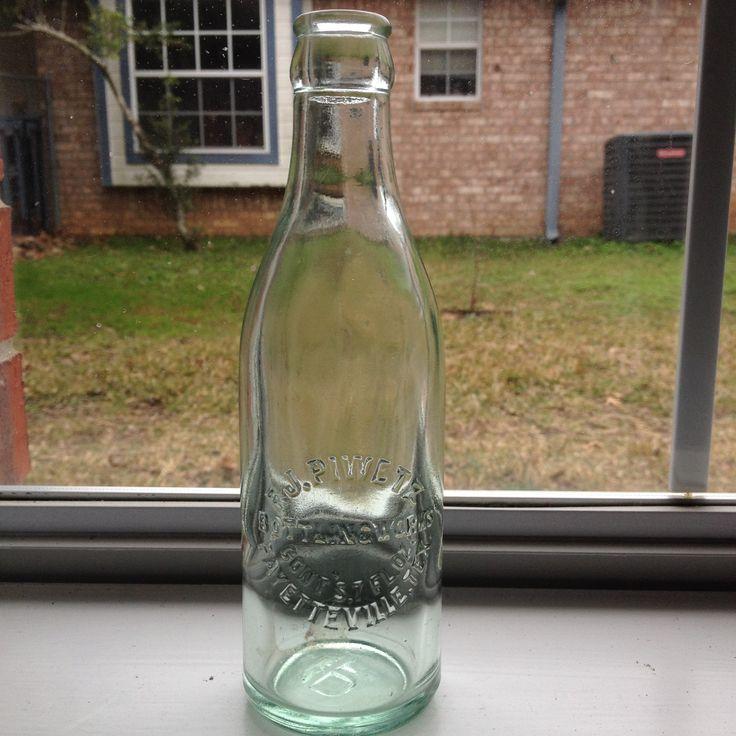 Pin on Vintage Texas Soda Bottle Directory